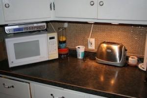 Microwave affects autoimmune disease