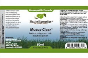 Mucus Clear